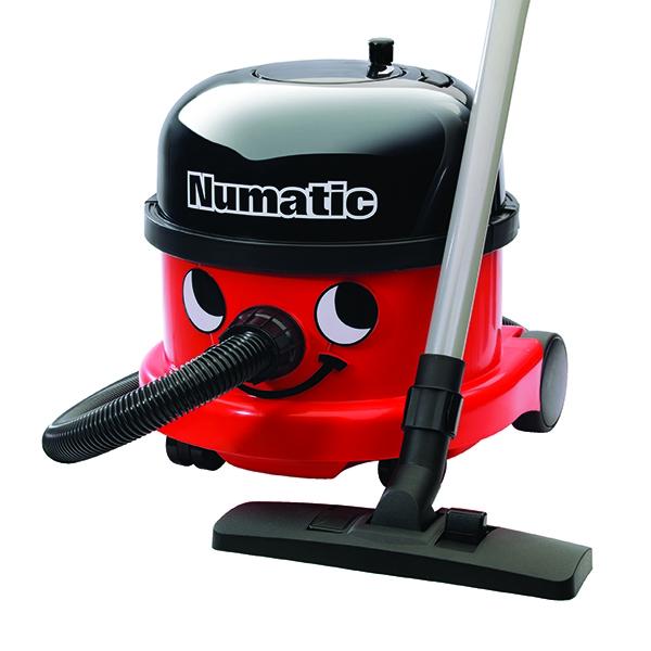 numatic red henry commercial vacuum cleaner 900076. Black Bedroom Furniture Sets. Home Design Ideas