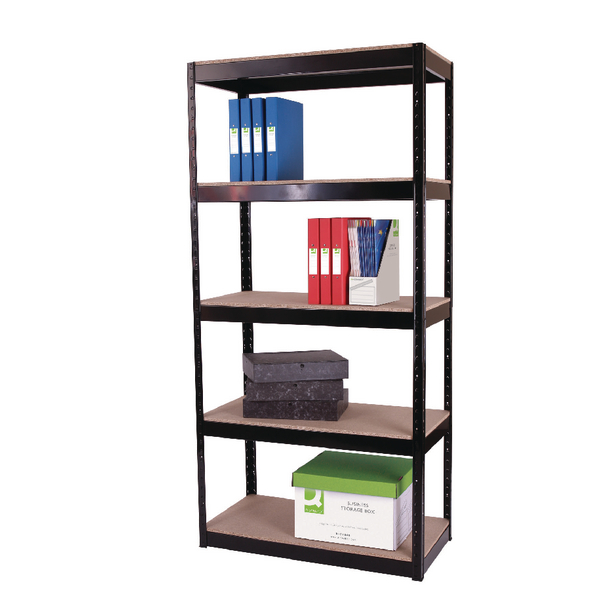 Zamba Medium Duty Boltless Shelving Unit 5 Shelves STS56221 STS56221