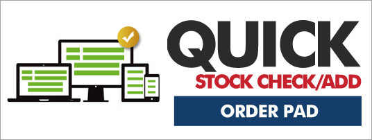 Quick Stock Checker
